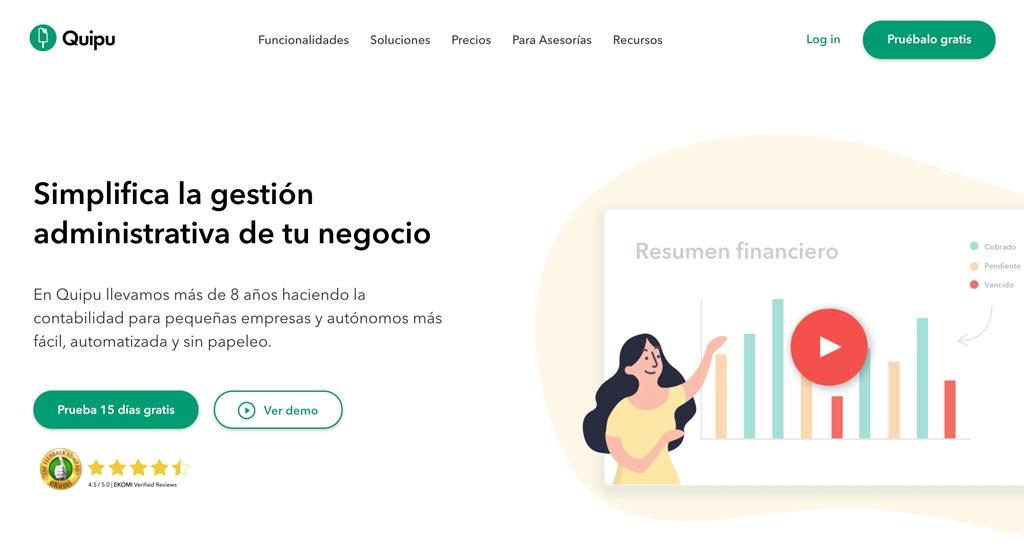 Quipu software de facturación