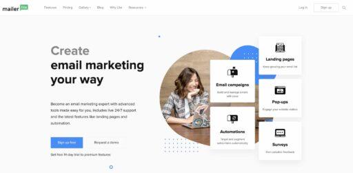 MailerLite, integración con Shopify
